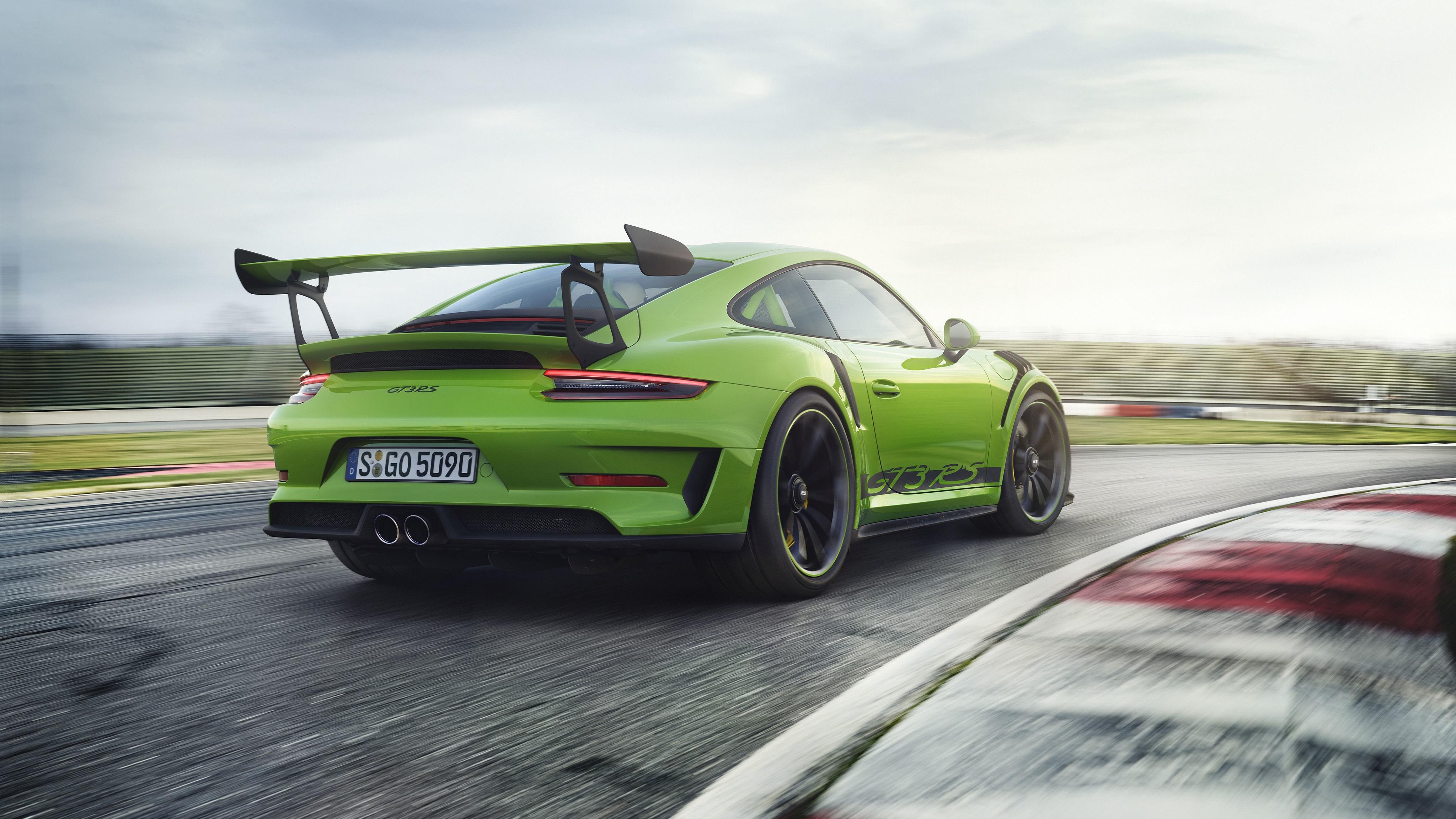 2018 Porsche 911 Gt3 Rs 4k 356174 Hd Wallpaper