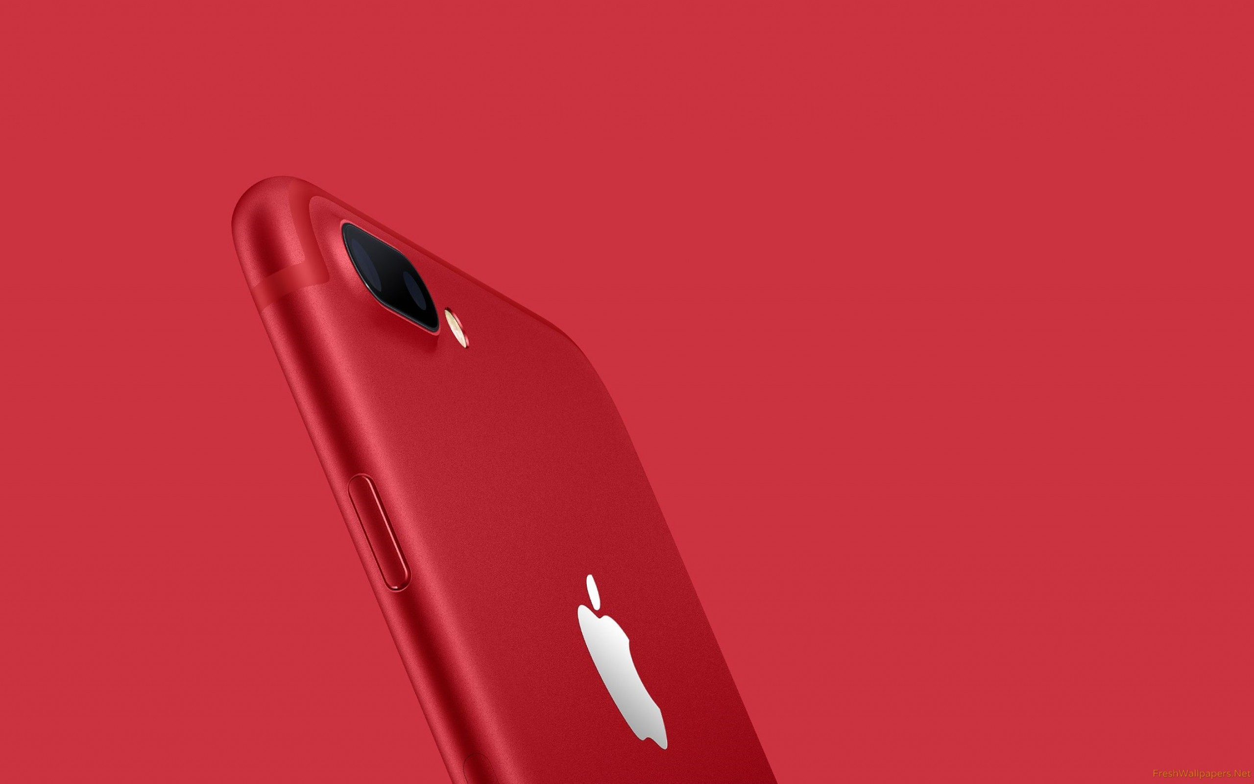 Iphone 7 Plus Red Wallpaper - Iphone Red 7 Plus , HD Wallpaper & Backgrounds