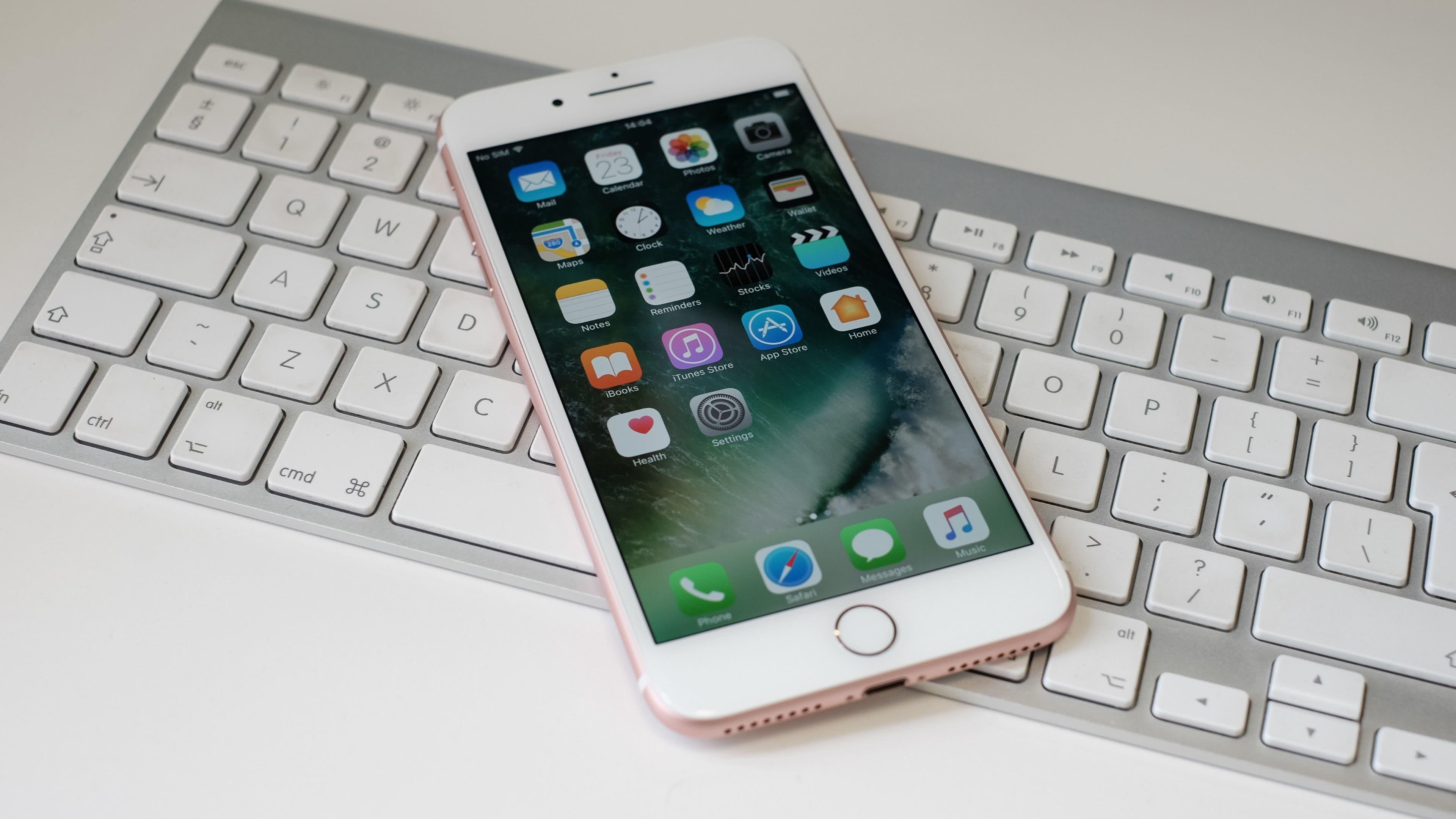 Iphone 7 Plus Uhd 4k Wallpaper - Iphone 7 Iphone Wallpapers 4k , HD Wallpaper & Backgrounds