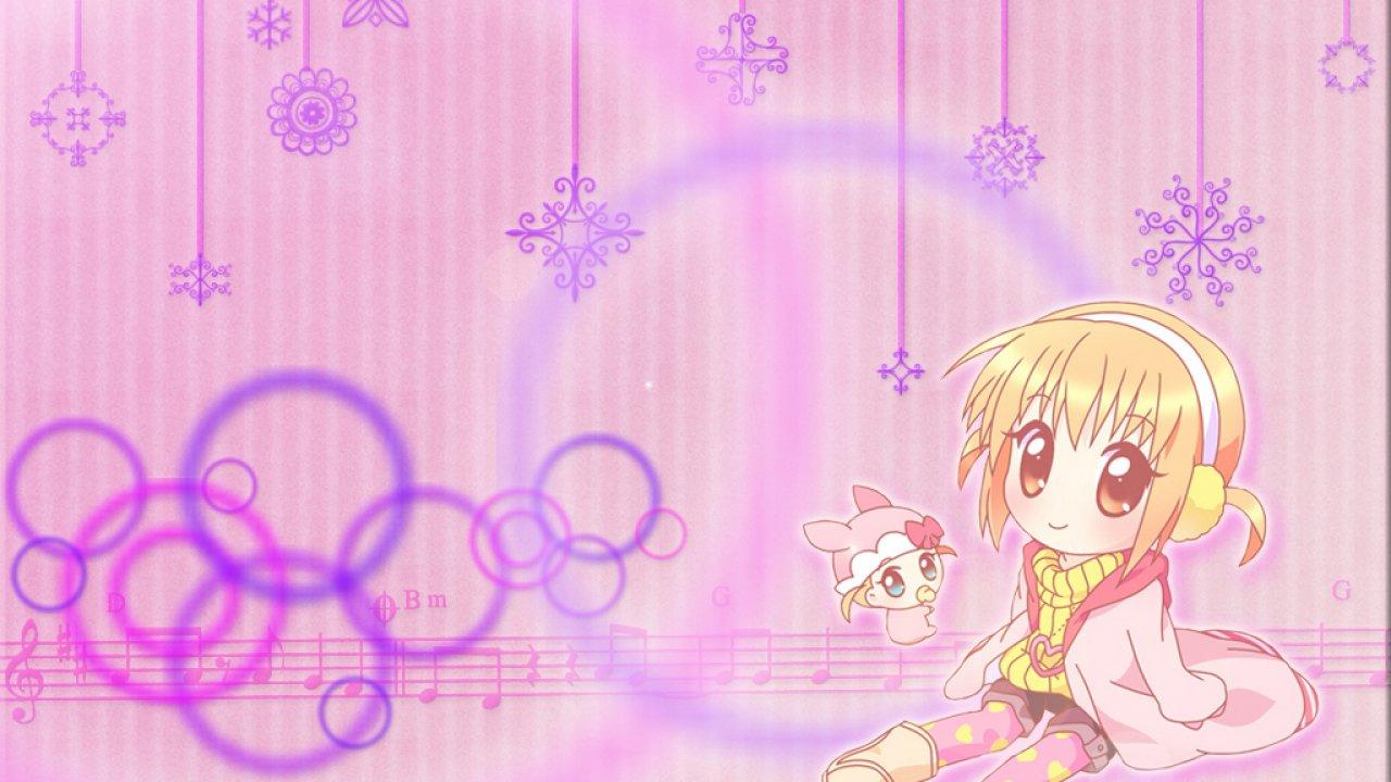Girly Girl Shugo Chara 4k High Definition Amazing Background Shugo Chara Yaya 359125 Hd Wallpaper Backgrounds Download