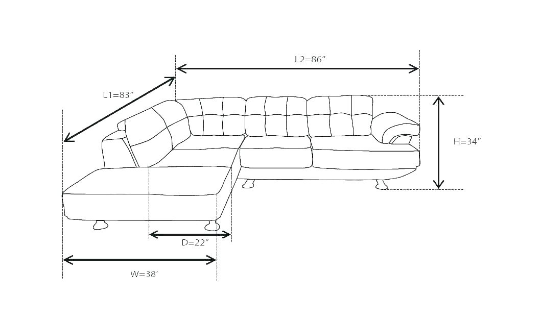 End Table Height To Sofa Standard Sofa Sizes Typical - Sofa Dimension In Mm , HD Wallpaper & Backgrounds