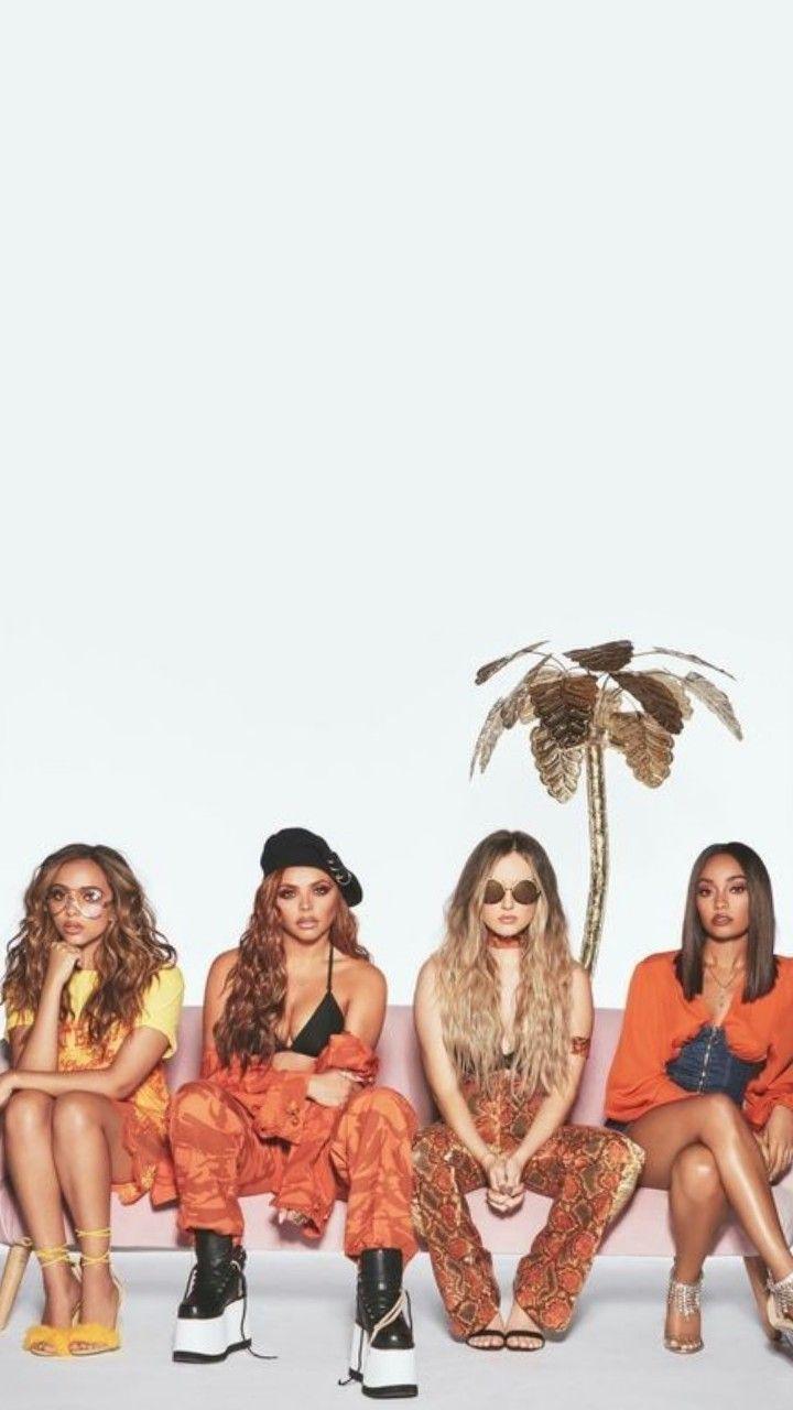 Little Mix Wallpaper - Reggaeton Lento Little Mix , HD Wallpaper & Backgrounds