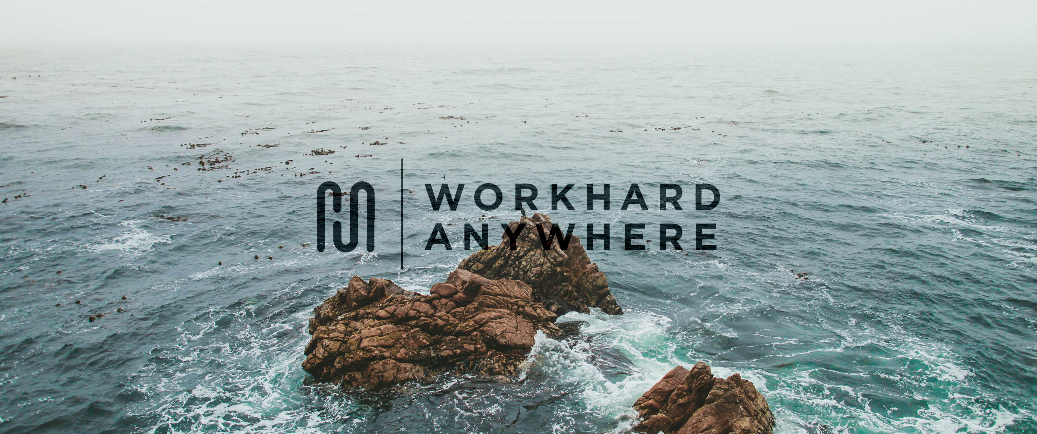 Work Hard Anywhere Limited Edition Wallpaper 3 Of Sea