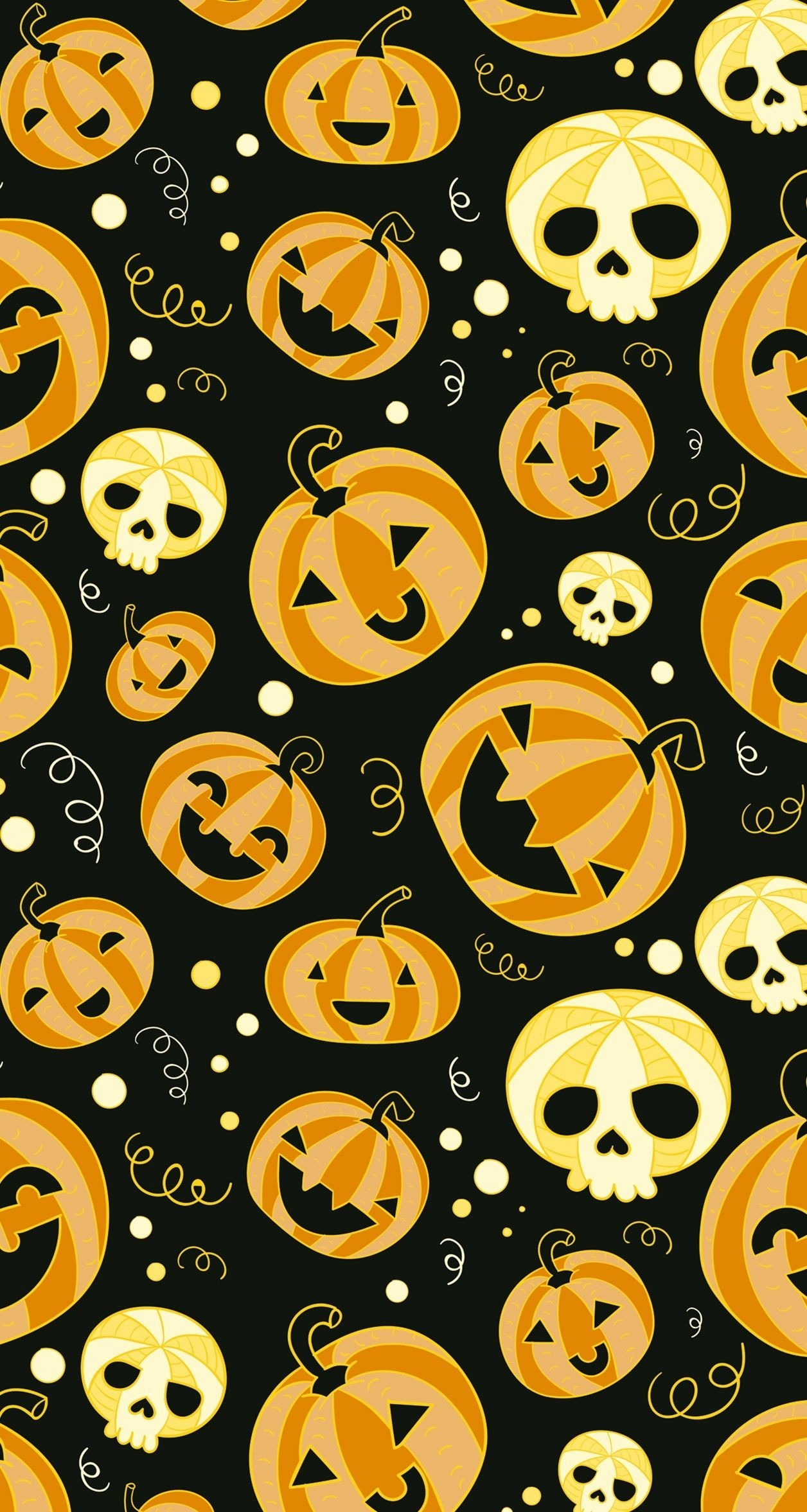 Halloween Iphone Wallpaper - Cute Halloween Phone Backgrounds , HD Wallpaper & Backgrounds
