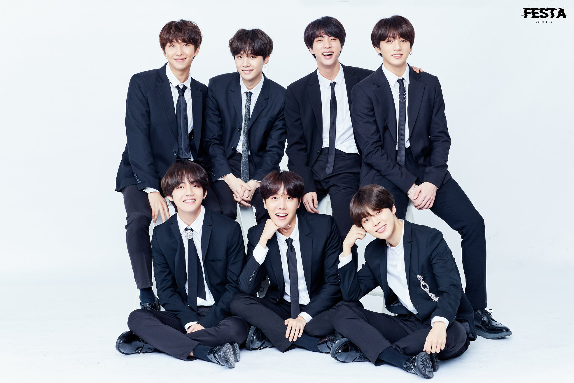 I Had To Check These Bts Festa 2018 363762 Hd
