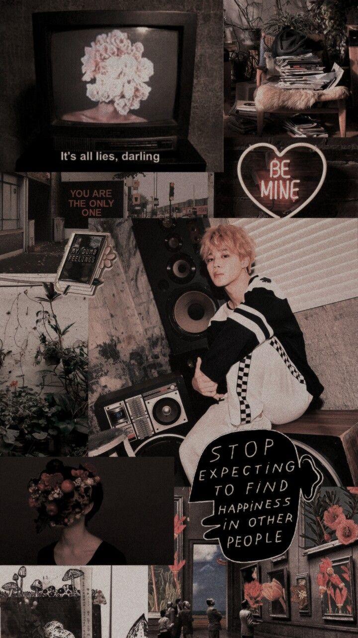 Jikook, Jimin Jungkook, Bts Bangtan Boy, Taehyung, - Aesthetic Wallpaper Bts Edits , HD Wallpaper & Backgrounds