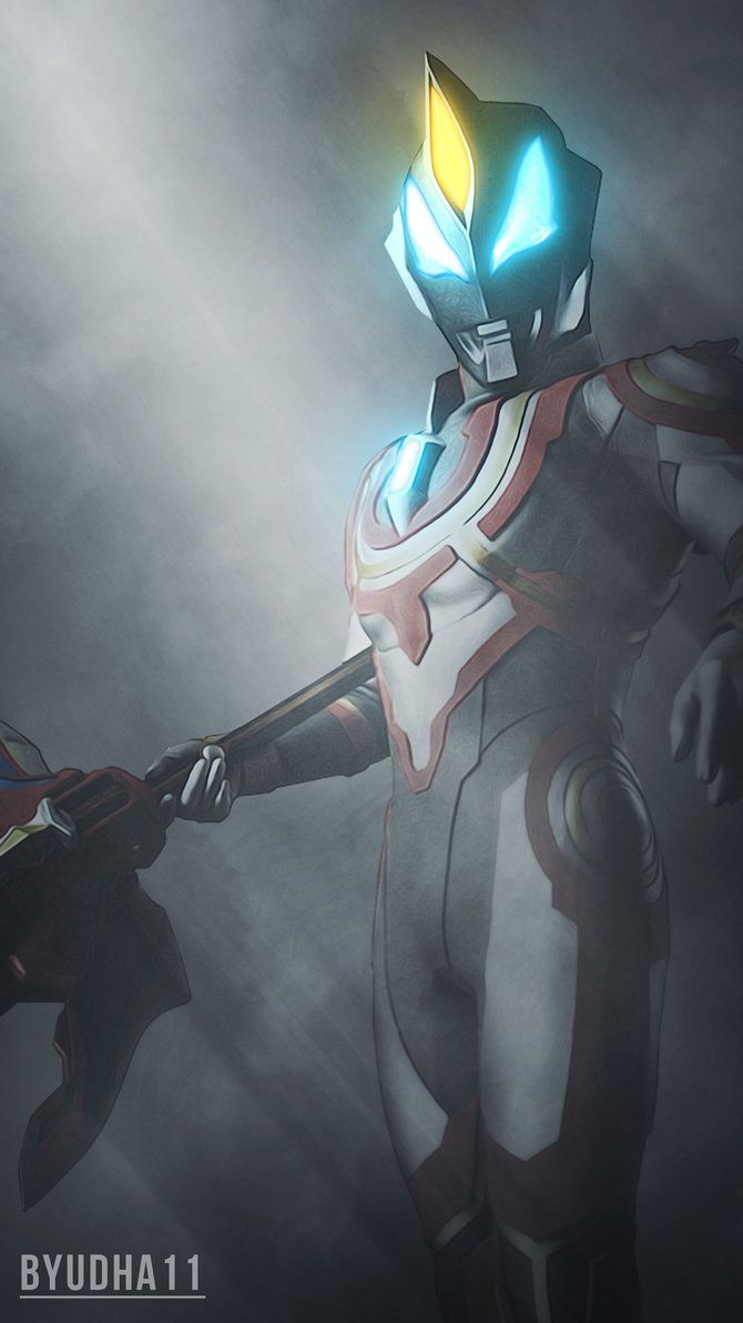 Ultraman Geed Ultimate Final Wallpaper By Byudha11