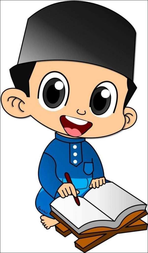 Gambar Gambar Kartun Muslimah Terunik Gambar Kartun Islamic Cartoon 366823 Hd Wallpaper Backgrounds Download