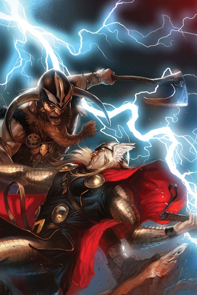 Thor Phone Wallpapers ,www - Animation Wallpaper For Mobile 240x320 Free Download , HD Wallpaper & Backgrounds