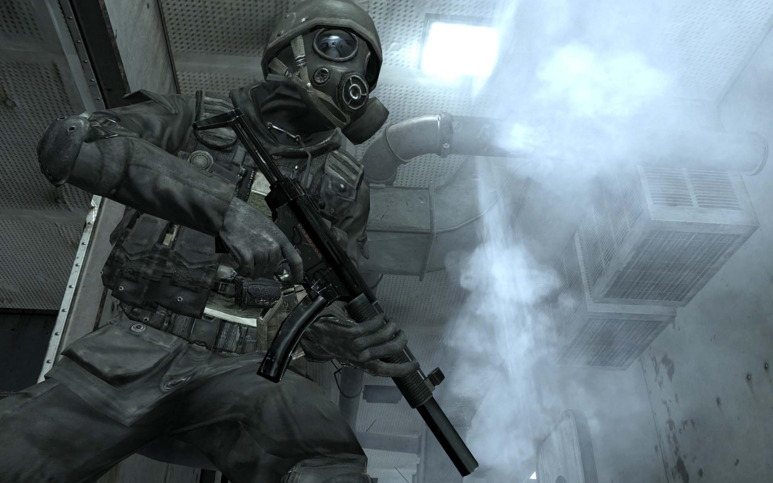 Call Of Duty Modern Warfare 2 Sas 371655 Hd Wallpaper