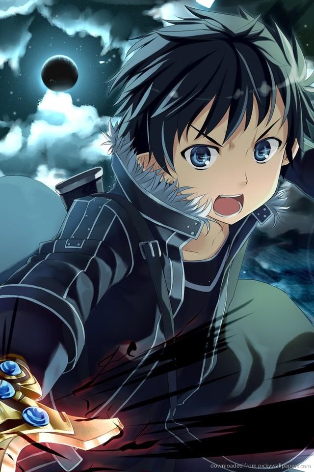 Sword Art Online Iphone Wallpaper Sword Art Online Hd