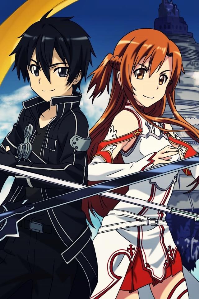 Sword Art Wallpaper Iphone 32 Iphone Sword Art Online