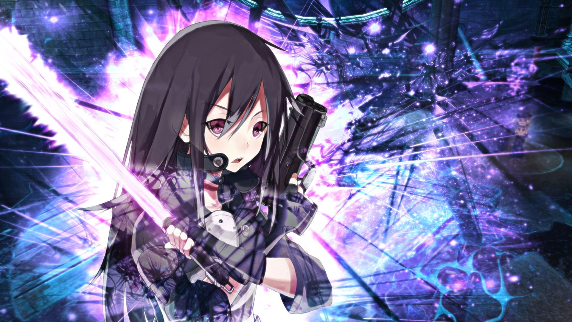 Sword Art Online Ii Hd 372832 Hd Wallpaper Backgrounds Download