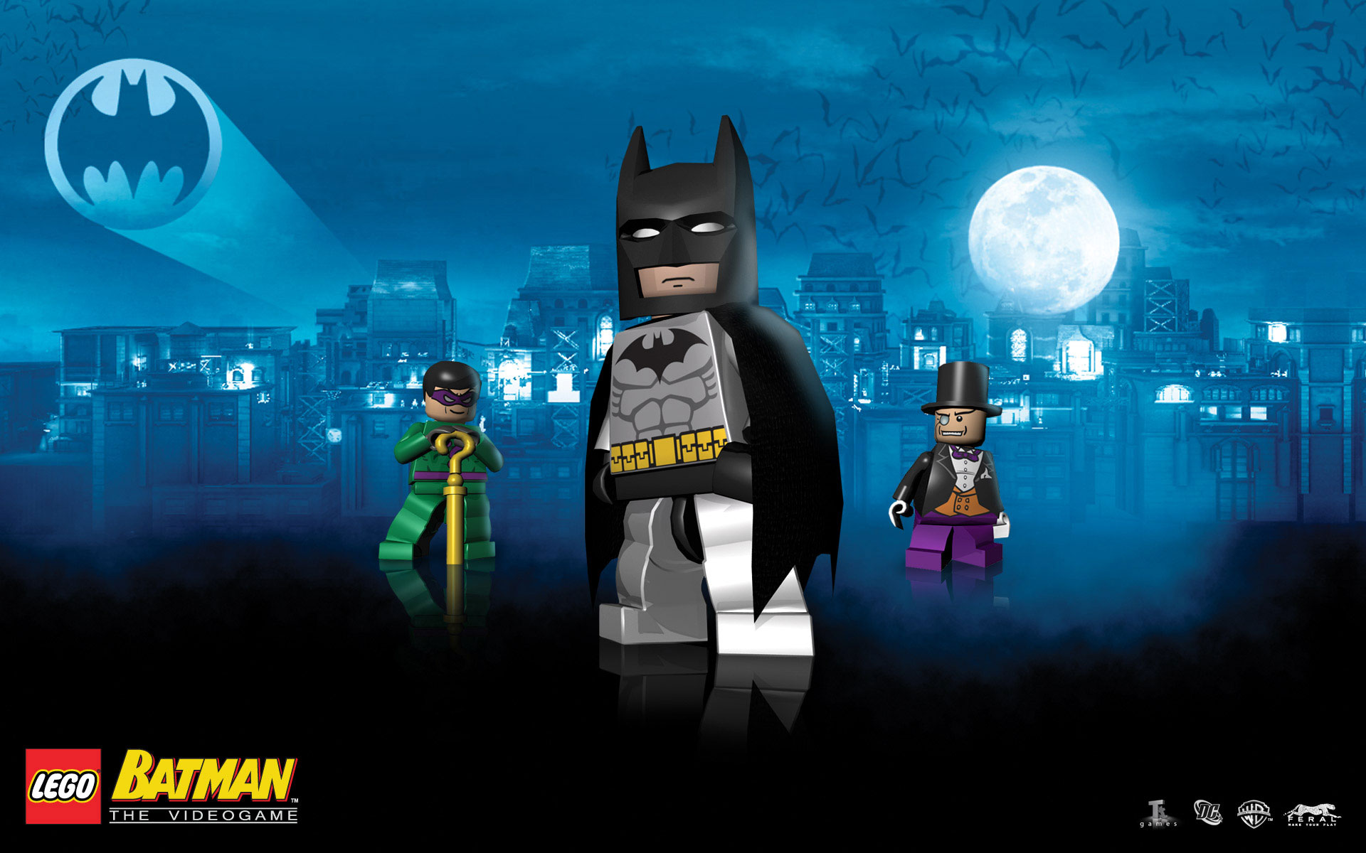 The Videogame Wallpaper Lego Batman Video Game 372859