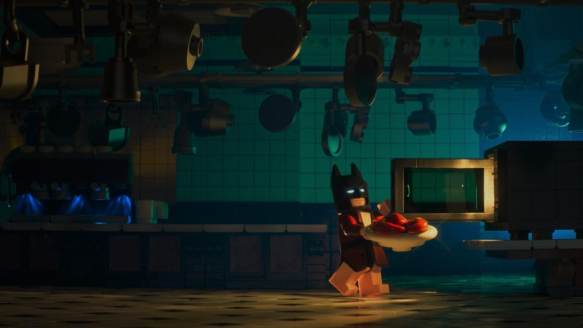 The Lego Batman Movie 2017 - Lobster Thermidor Lego Batman , HD Wallpaper & Backgrounds