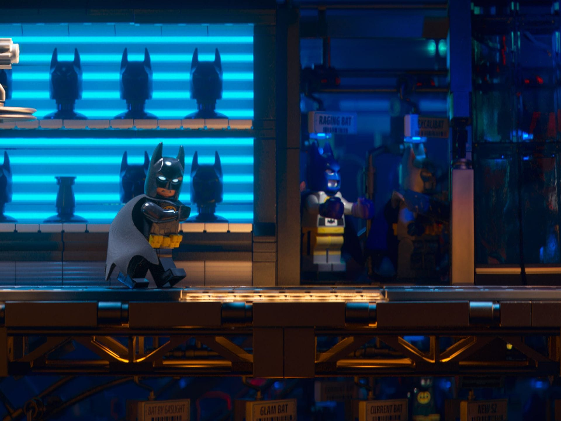 The Lego Batman Movie Wallpapers The Lego Batman Movie