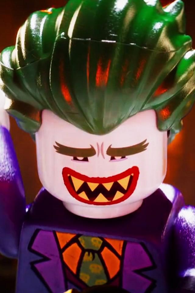 Lego Wallpaper Iphone - Joker From Lego Batman , HD Wallpaper & Backgrounds