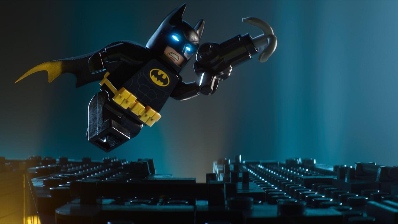 Lego Batman The Movie , HD Wallpaper & Backgrounds