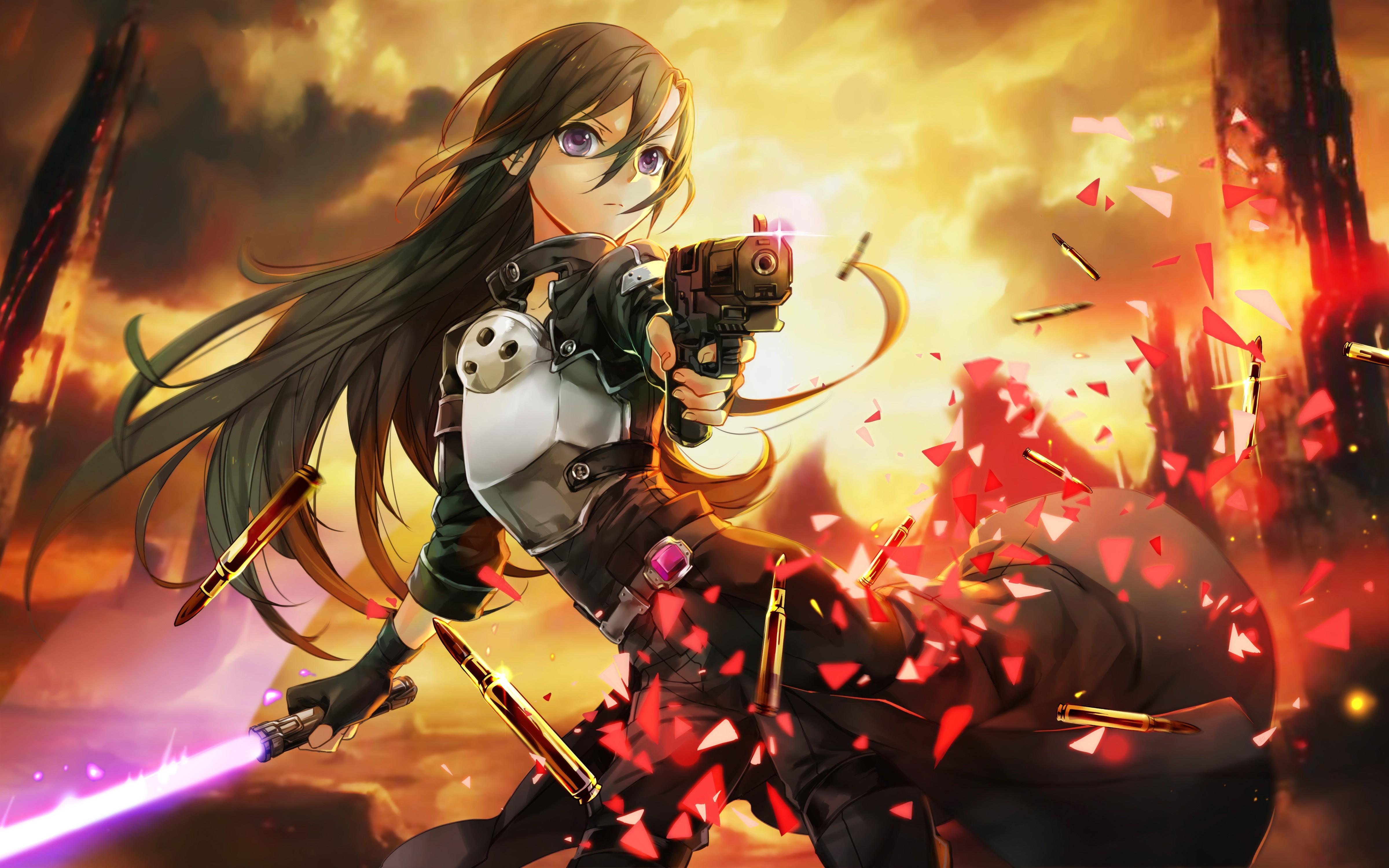 Sword Art Online 2 Wallpaper 2