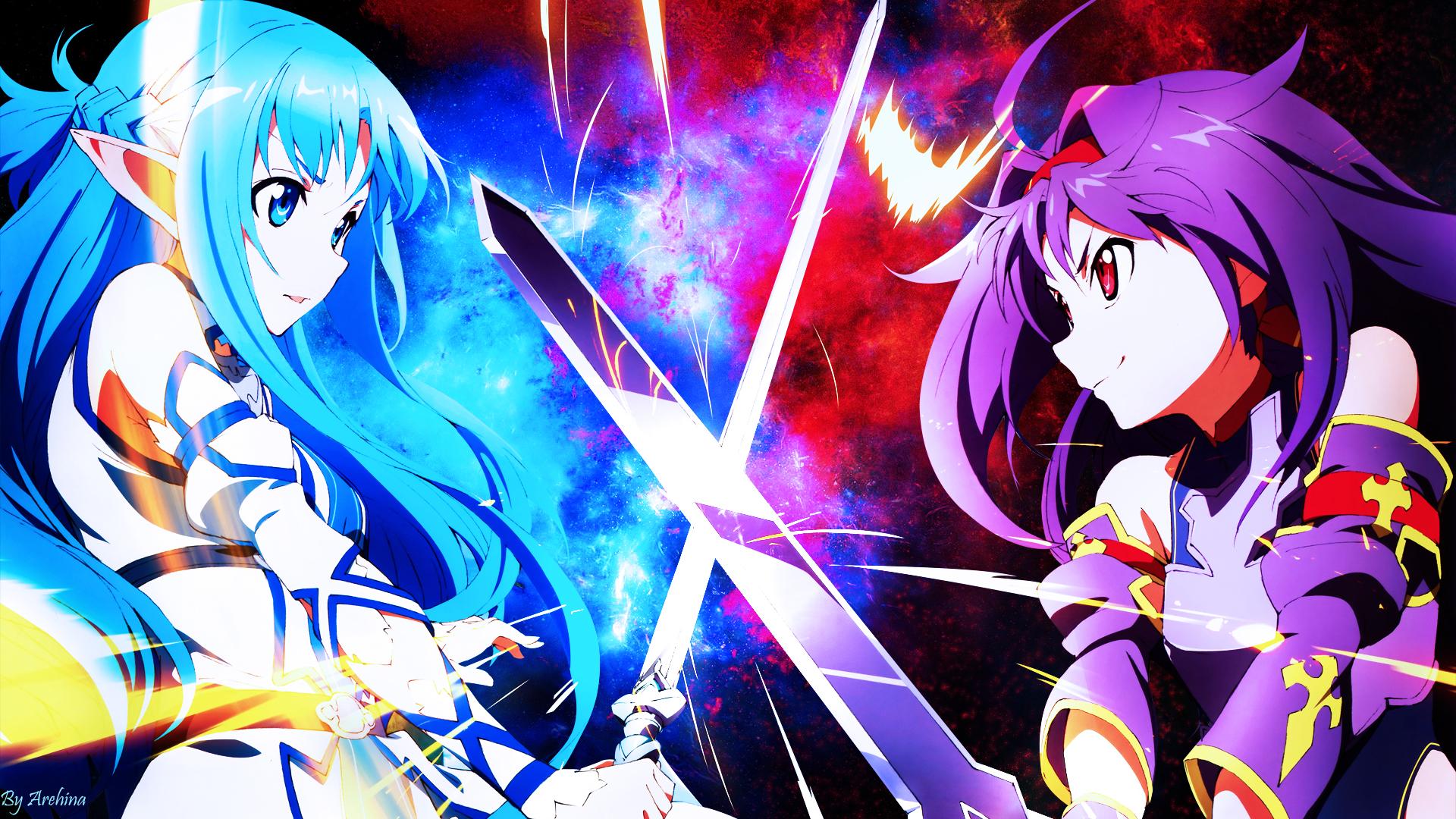 Sword Art Online 2 Hd Images Wallpapers 664 Hd Wallpapers Sword