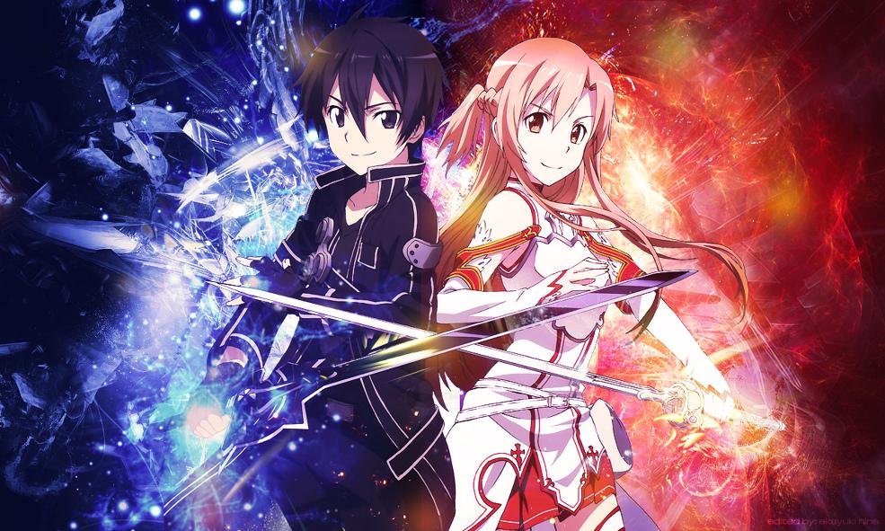 Sword Art Online En Hd , HD Wallpaper & Backgrounds