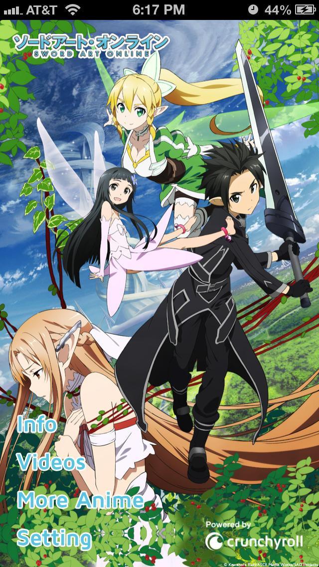 Sword Art Online , HD Wallpaper & Backgrounds