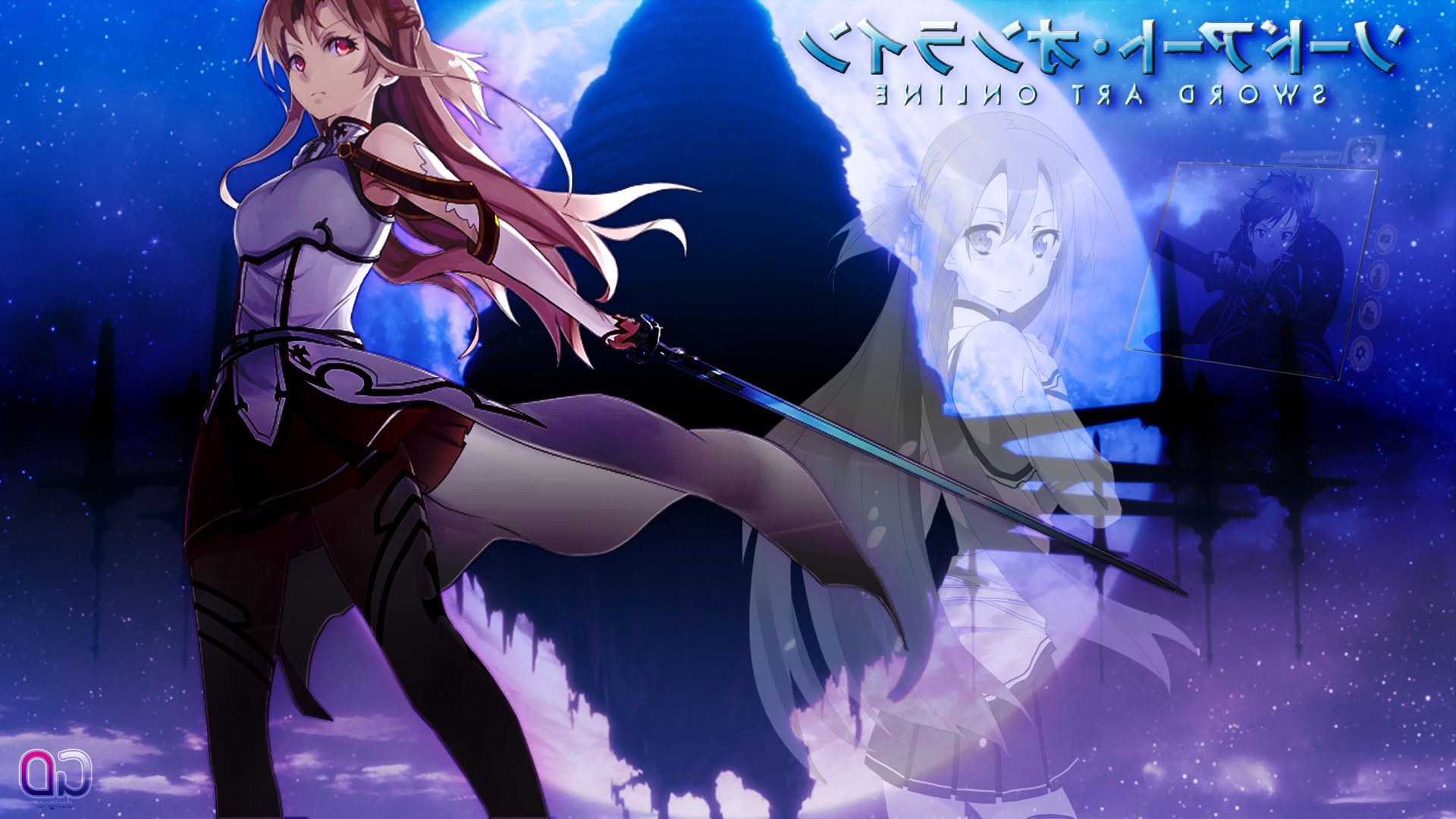 Photos Asuna Manga Sword Art Online Asuna Wallpaper Anime