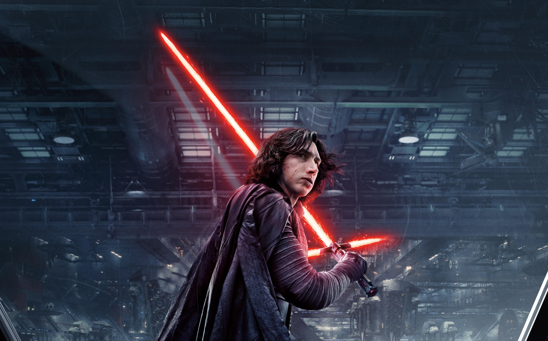 Kylo Ren Star Wars The Last Jedi 5k - Hd Star Wars Wallpaper Kylo Ren , HD Wallpaper & Backgrounds