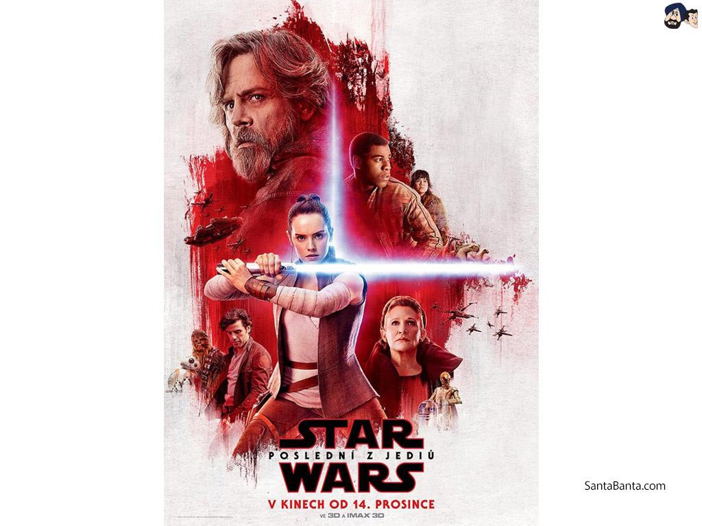 The Last Jedi Wallpaper Hd Poster Star Wars 8 373836 Hd
