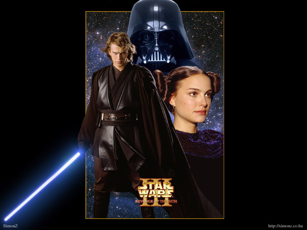 Revenge Of The Sith Images Anakin And Padme Hd Wallpaper - Star Wars Evil Padme , HD Wallpaper & Backgrounds
