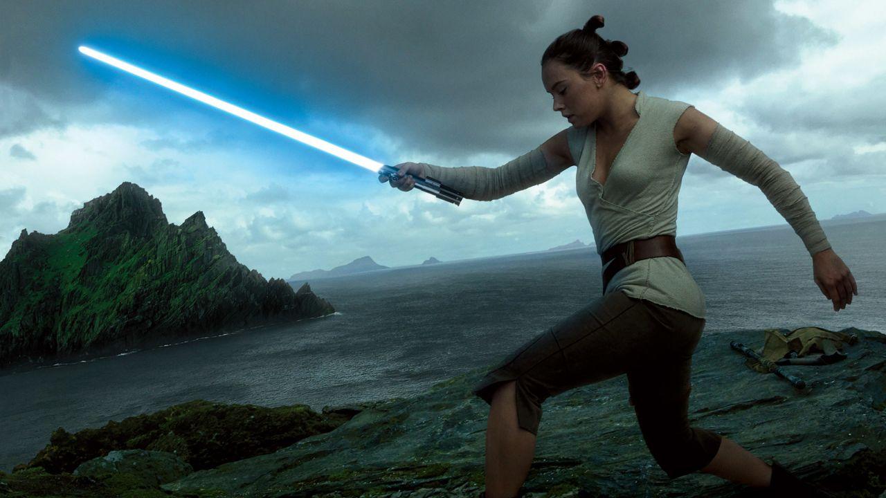 Jedi Wallpaper Star Wars The Last Jedi Rey 373944 Hd