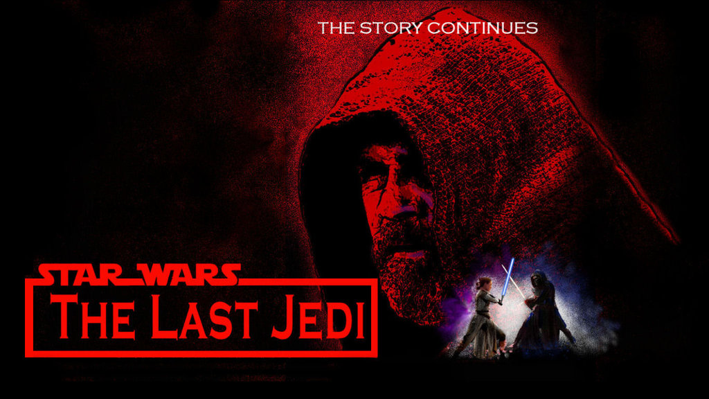 Download Wallpaper - Last Jedi Poster Wallpaper Hd , HD Wallpaper & Backgrounds