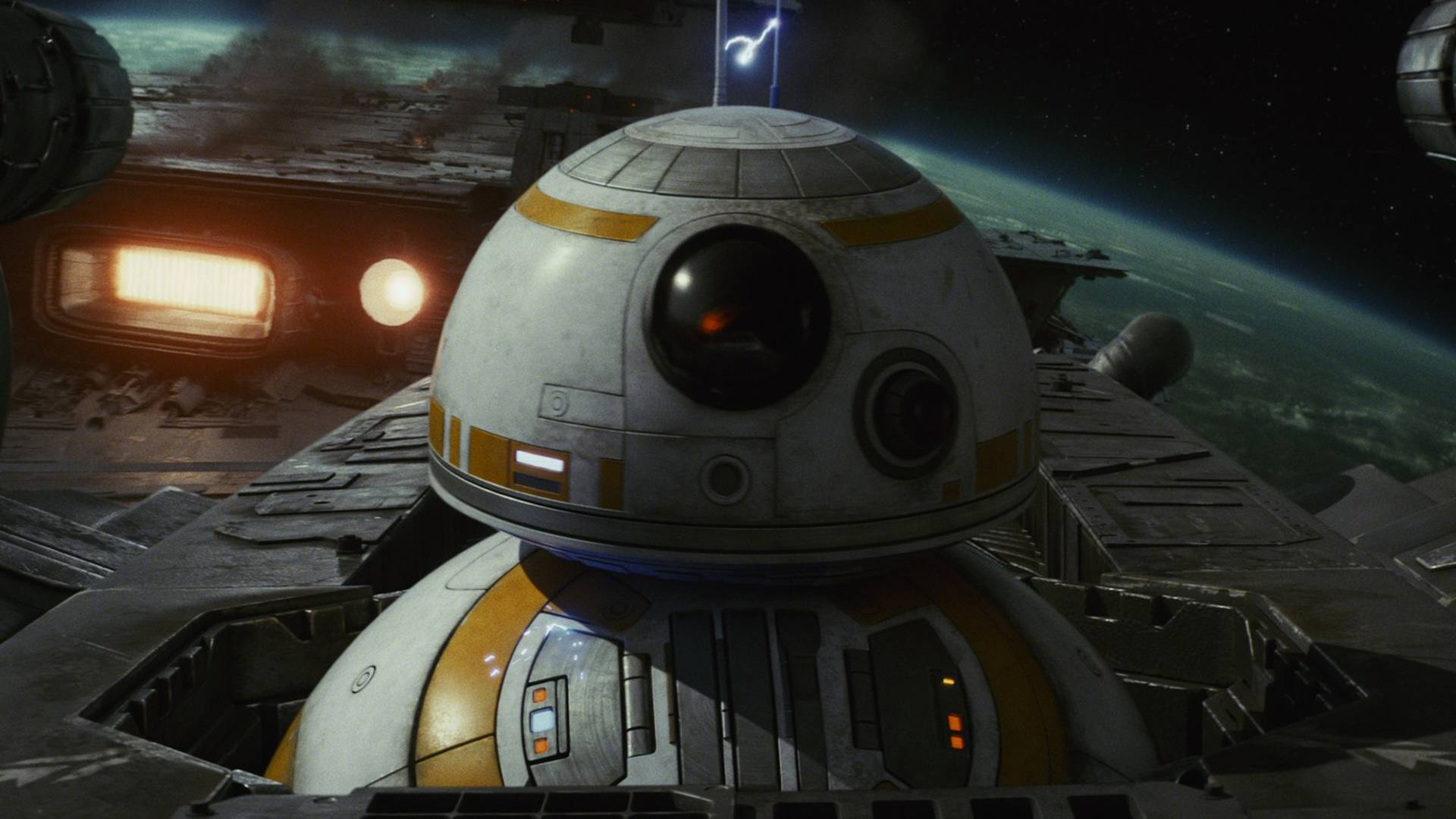 Star Wars Episode 9 New Droid , HD Wallpaper & Backgrounds