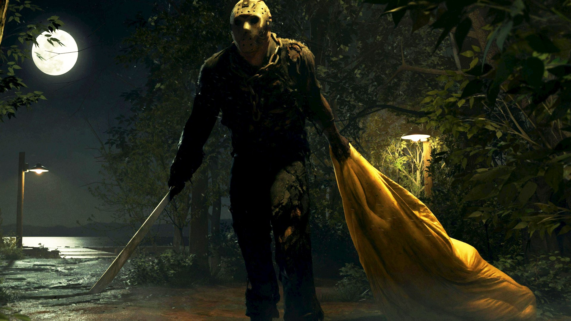 Friday The 13th Friday The 13th The Game 374481 Hd