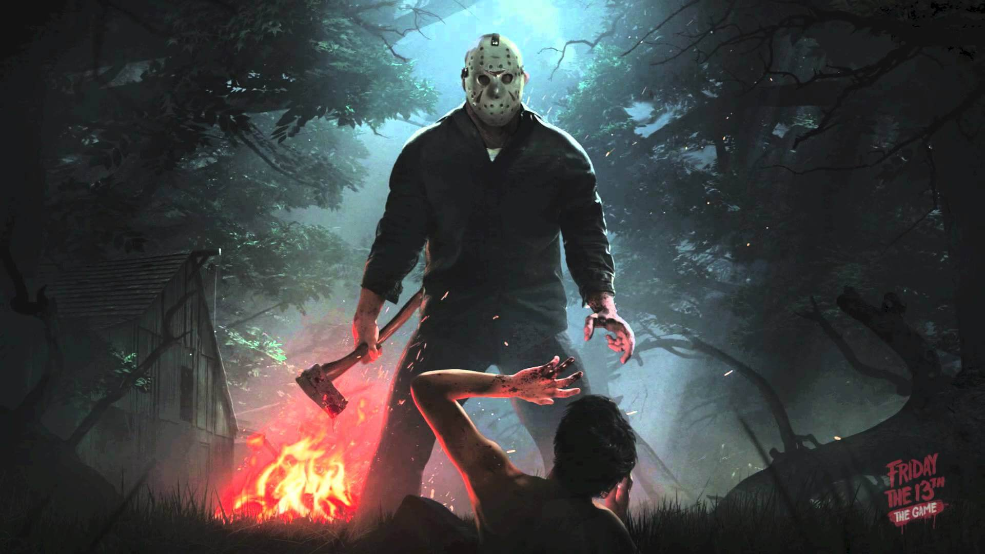 Friday The 13th Friday The 13th Loading Screen 374518 Hd
