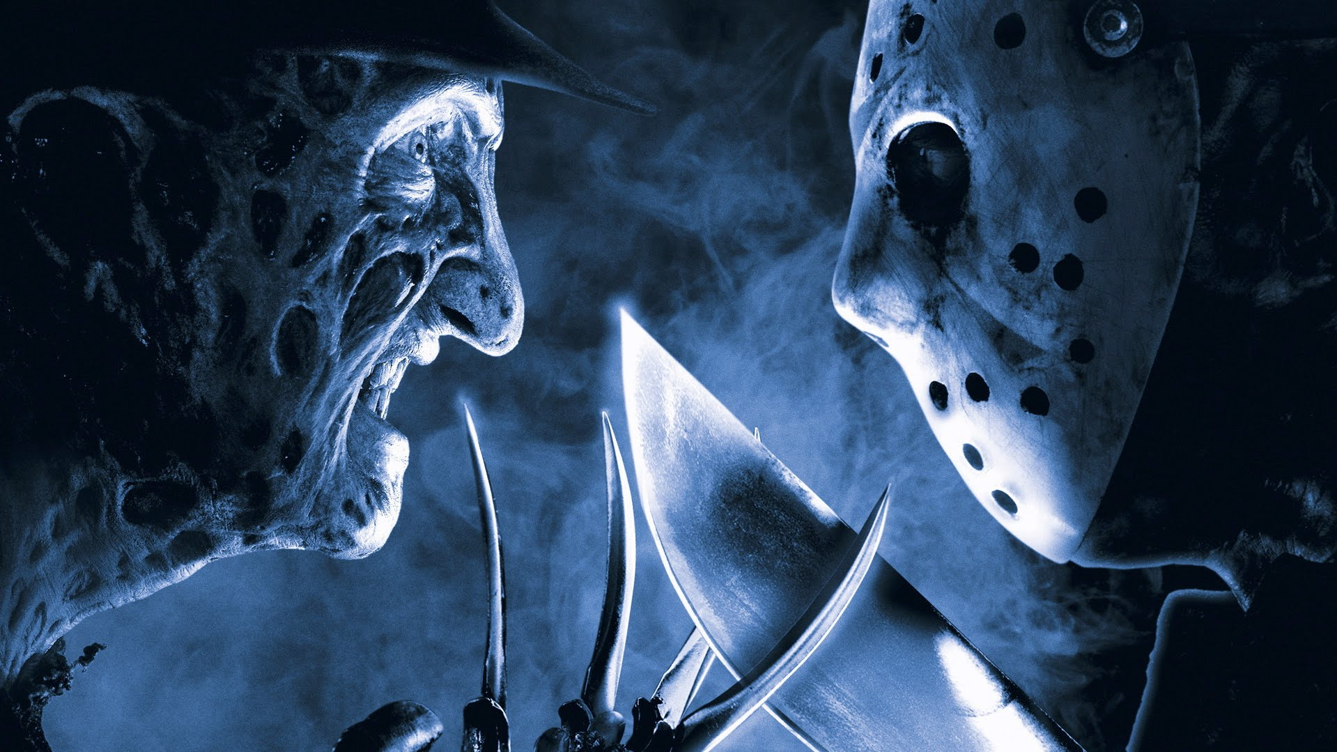 Jason With Friday The 13th Creator Sean S 374648 Hd Wallpaper