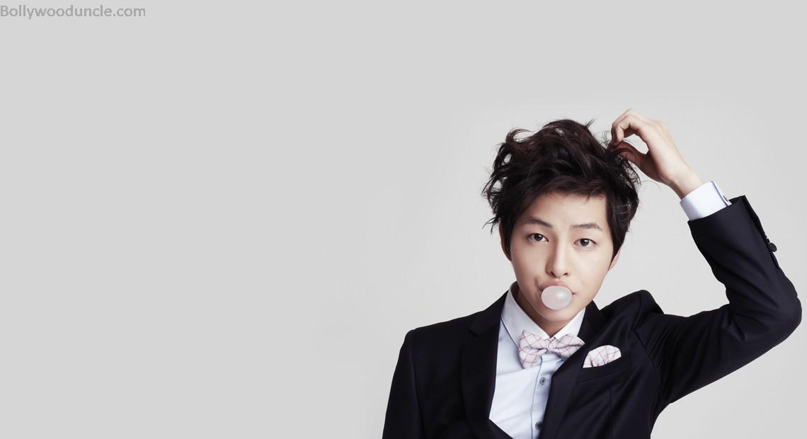 Song Joong Ki Oh My Girl Songs 375546 Hd Wallpaper