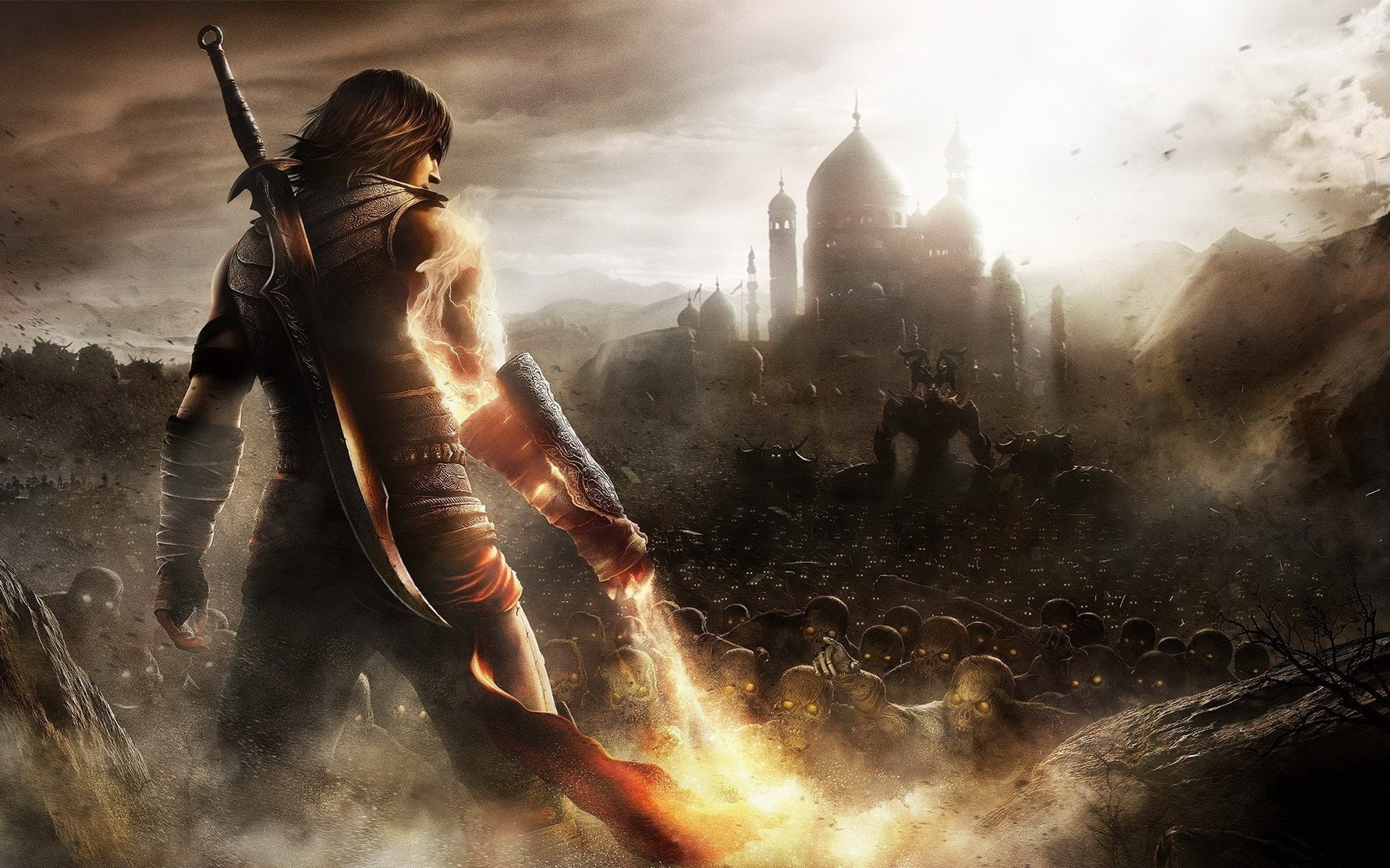 Video Games Prince Of Persia Prince Of Persia The Forgotten