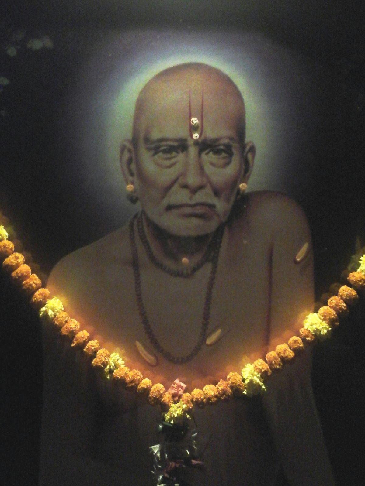 Swami Samarth , HD Wallpaper & Backgrounds