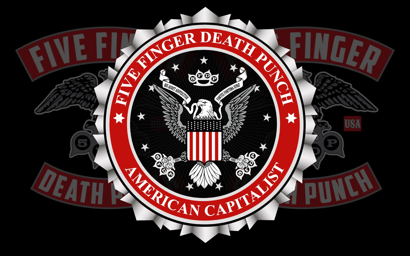 Five Finger Death Punch Wallpapers Five Finger Death Punch
