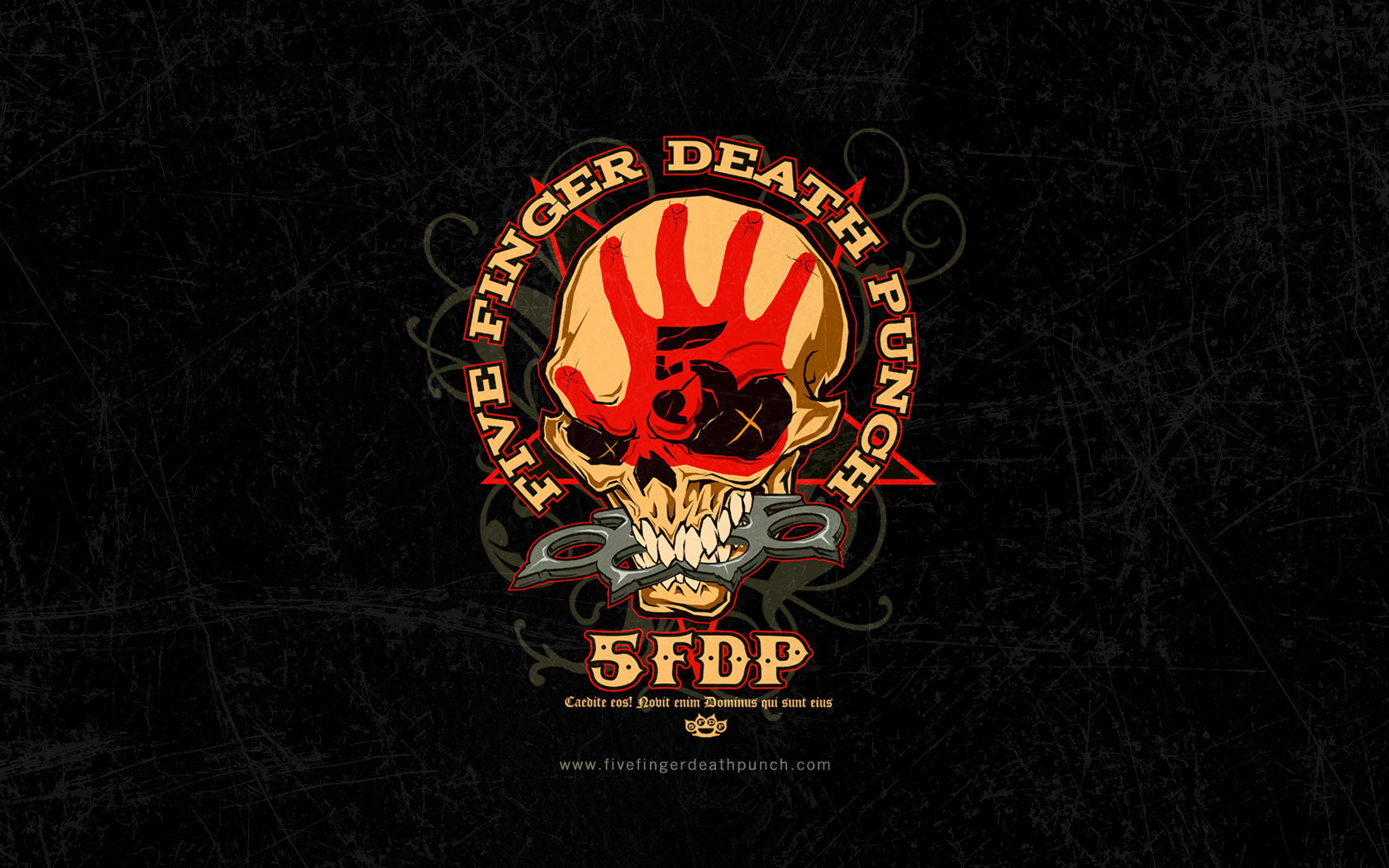 Five Finger Death Punch Wallpaper 377161 Hd Wallpaper