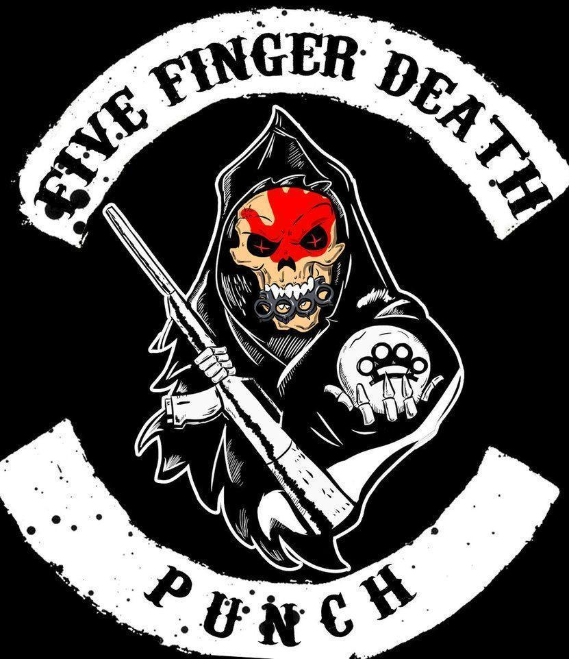 Five Finger Death Punch Poster Five Finger Death Punch Wallpaper