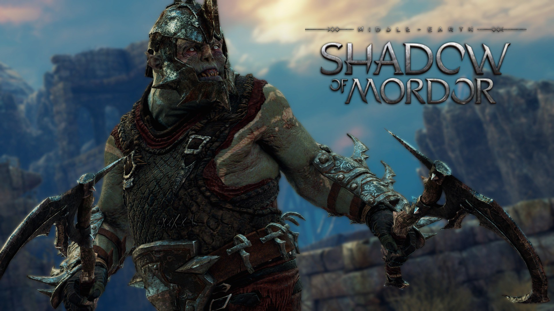 Middle Earth Shadow Of Mordor 377278 Hd Wallpaper