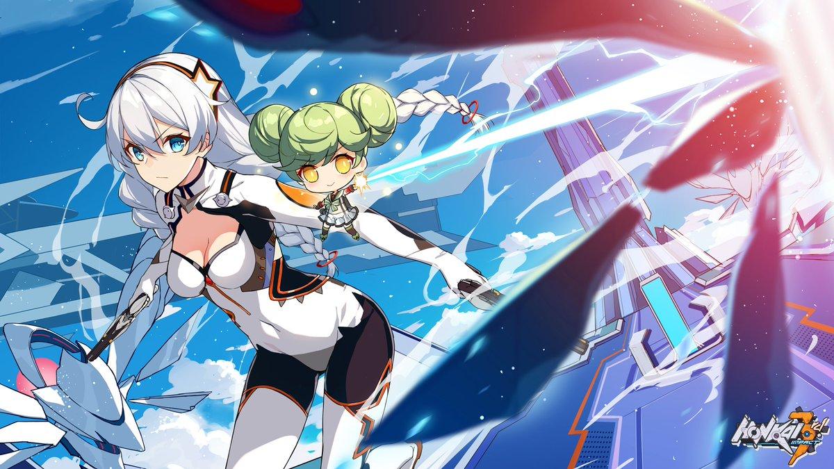 Honkai Impact 3rd Honkai Impact 3 377988 Hd Wallpaper