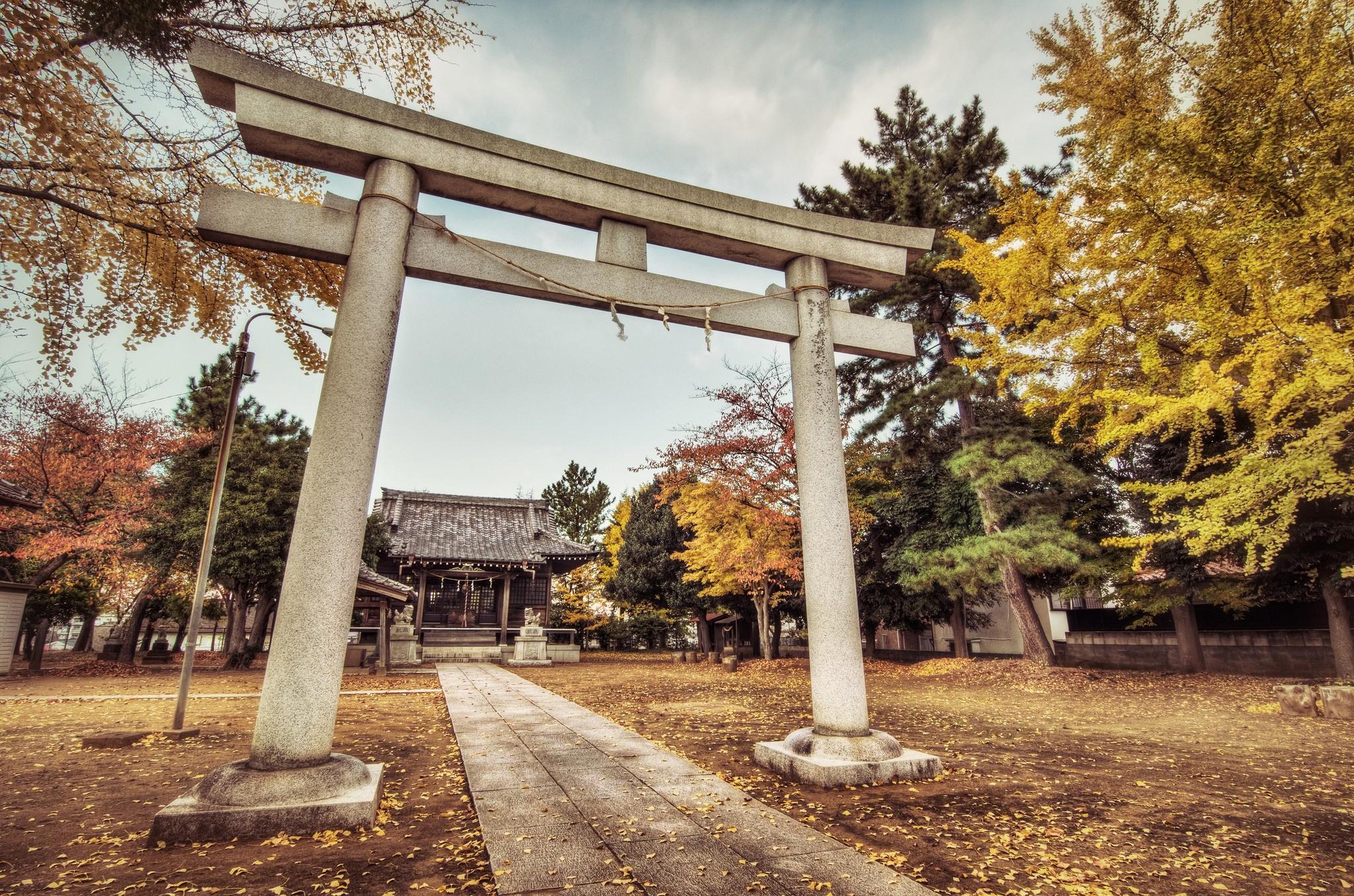 Japanese Shrine In The Fall Wallpaper Desktop Japan Shrine 378182 Hd Wallpaper Backgrounds Download