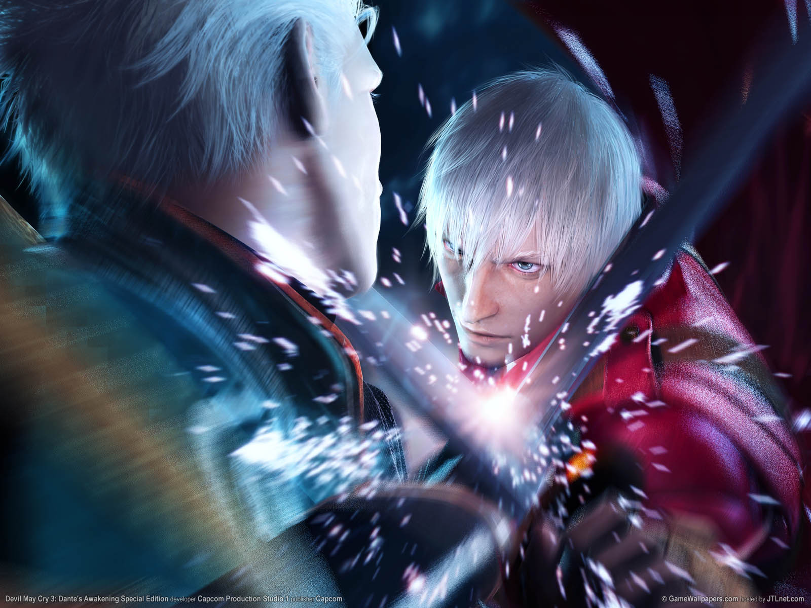 Devil May Cry Hd Wallpapers High Quality Dante Devil May Cry 4 5
