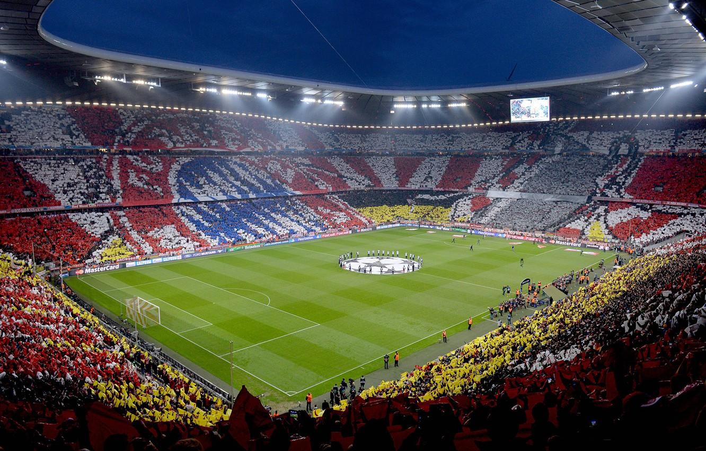 Wallpaper Wallpaper Sport Stadium Football Fc