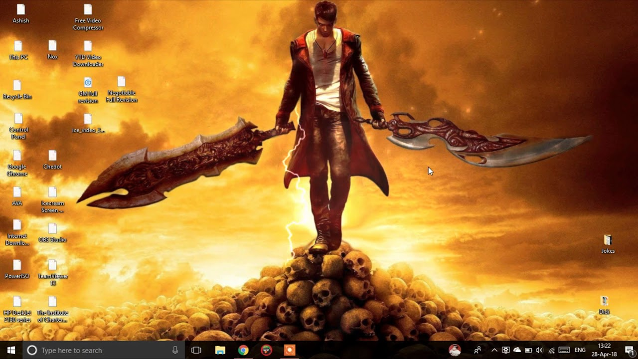 Its Dmc Wallpaper Devil May Cry 5 Nero Nephilim 381790