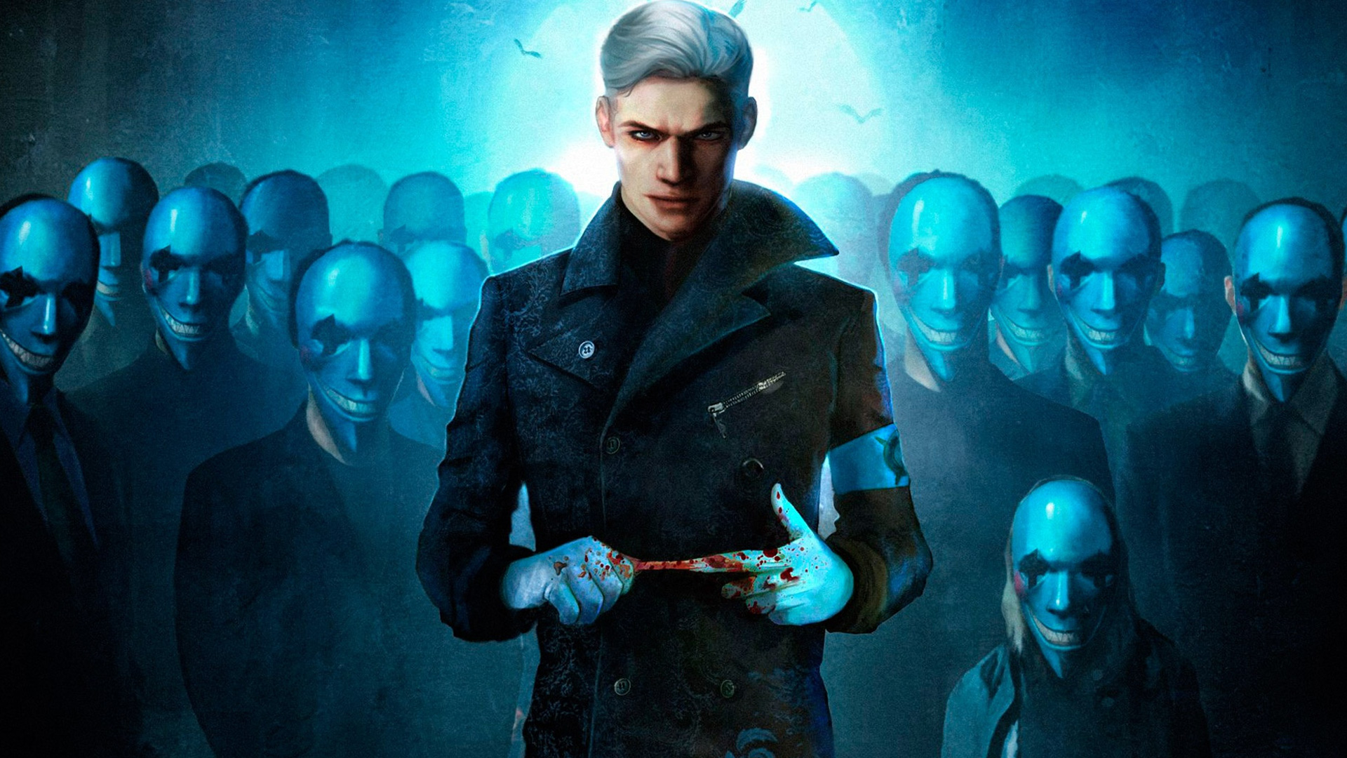 Wallpaper Dmc Devil May Cry Vergil Wallpaper Hd 381812 Hd
