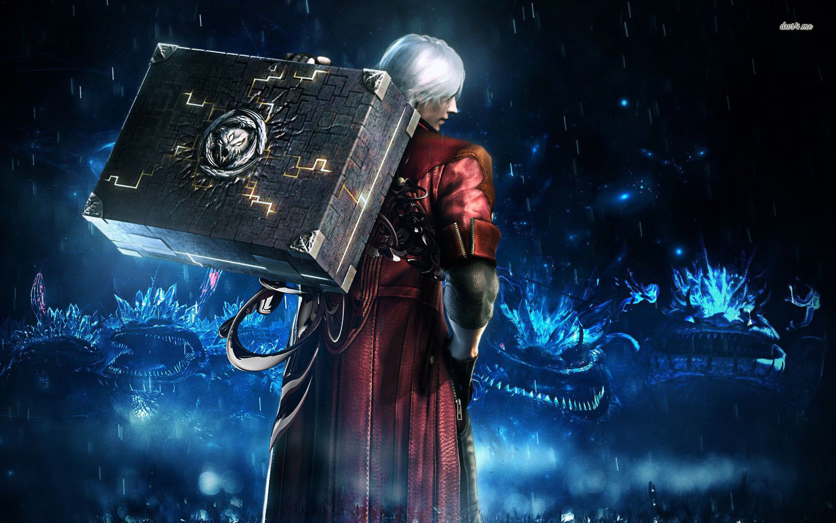Devil May Cry 4 Wallpaper Devil May Cry 382117 Hd Wallpaper